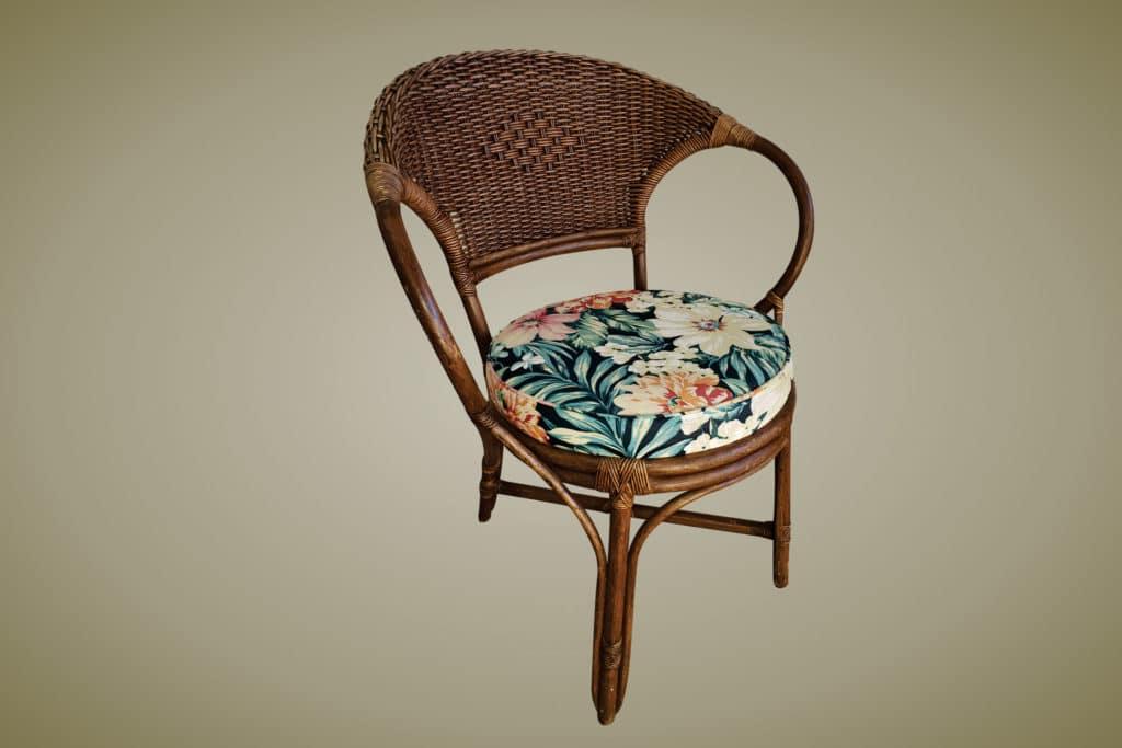 Cadeira natural Arco baleno